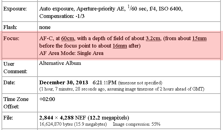 0d1d5d03e75e '60cm மணிக்கு' ஒரு மதிப்பு 60 செ.மீ. தொலைவில் இருந்து எடுக்கப்பட்டது என்று  குறிக்கிறது.